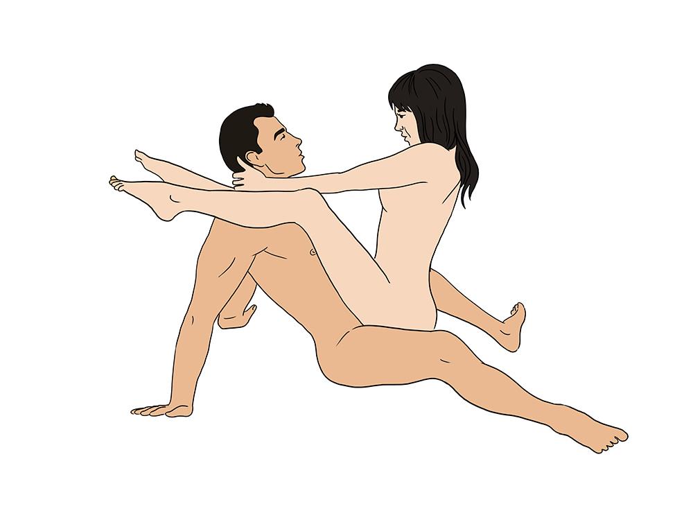 Sex stellungen 101 101 raffinierte